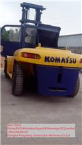 Komatsu FD 250-2, 2012, Diesel trucks