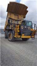 Caterpillar 775 G, 2014, Tipptrucker