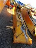Liebherr R 974, Otros componentes