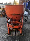 Stoll KSZ 35 * Schleuder Streuer * Sand- Salz Streuer *, Acessórios para tractores compactos
