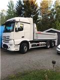 Mercedes-Benz 2853 L, 2019, Tovornjaki prekucniki