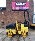 Bomag BW 80 ADH-2, 2009, Twin drum rollers