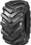 Tianli 600/65x34 LS-2, Däck, hjul och fälgar