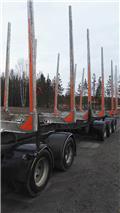 MVB 5-aks. MVB 10 FLSS, 2009, Timmersläp