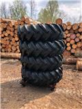 Michelin Forestier 18.4-30 incl. wheels, Гуми