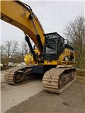 Caterpillar 365 C L, 2007, Rupsgraafmachines