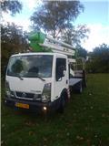 Comet eurosky 21mtr、2017、トラック高所作業車