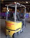 TCM FCB15, 2012, Electric forklift trucks