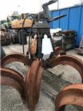 HGT MT4.6-600-5, Schrottgreifer,830,840,340,350,LH40, 2014, Hulladékkezelő gépek