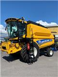 New Holland TC 5.90 RS, 2020, Cosechadoras combinadas