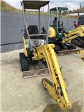 Yanmar Vio 17, 2011, Mini Excavators < 7T (Mini Diggers)