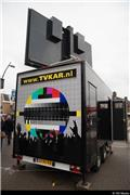 Diverse TVKAR 10m2 mobiel LED scherm Promotion, 2010, Other Trailers