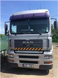 MAN TGA18.313, 2002, Camion con cassone scarrabile