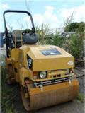 Caterpillar CB 24, 2011, Twin drum rollers