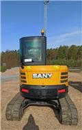 Sany SY50U, 2020, Miniexcavadoras