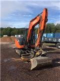 Hitachi ZX 65 US B-5, 2013, Mini excavators < 7t (Mini diggers)