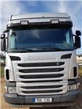 Scania G 480, 2011, Tovornjaki za hlode