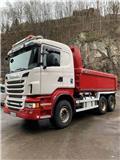 Scania R 620, 2013, Tippbil