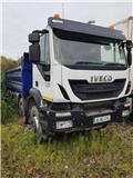 Iveco Trakker 410, 2016, Kiperi kamioni