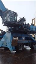 Terex Fuchs MHL380, 2009, Stroje pro manipulaci s odpadem
