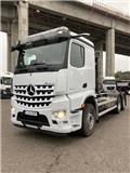 Mercedes-Benz Arocs 2553 L - HIAB, 2020, Tow Trucks / Wreckers