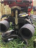 Komatsu 340, 2015, Cabezales cortadores