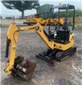 Caterpillar 301.7 D, 2018, Mini excavators < 7t (Mini diggers)