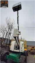 Haulotte HA 16 X, 2007, Articulated boom lifts