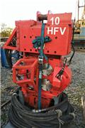 PTC 10HFV Incl. Power Unit, Vibrationsramme