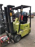 Clark TM 13, 1992, Electric forklift trucks