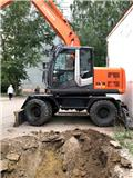 Hitachi ZX 140 W, 2012, Wheeled Excavators
