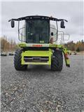Claas Lexion 650, 2014, Combine harvesters