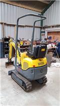 Wacker Neuson 803, 2016, Mini excavators < 7t (Mini diggers)