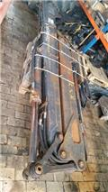Loglift F51 first and second Crane arm, Transmisijos