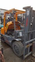TCM used 3 ton forklift, Diesel Trucks