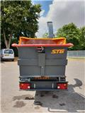 Forst ST6 - 1290 hours, 2013, Wood chippers