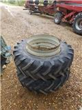 Valtra Valmet all, 2012, Dual wheels