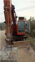 Doosan DH 130, 2010, Wheeled excavators