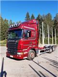 Scania R 560, 2013, Puuautot