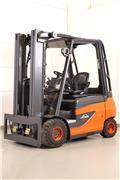 Linde E 30 387, 2014, Electric forklift trucks