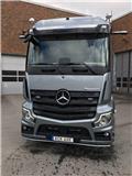 Mercedes-Benz Actros, 2020, Rol kiper kamioni s kukama za dizanje