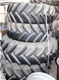 Continental 1 Satz Pflegeräder für Claas Schlepper, 2014, Reifen