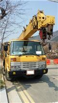 Tadano TS75, 1990, Mobile and all terrain cranes