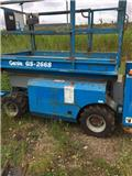 Genie GS 2668 RT, 2001, Sakselifter