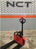 NCT TL 15 1.5T New pallet truck Lithium battery, 2020, Low lifter