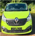 Renault Trafic, 2017, Mini autobusi
