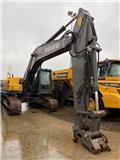 Volvo EC 240 C N L, 2010, Crawler Excavators