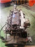 Perkins 4 cilindros turbos para maquina mixta, Motores