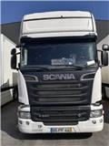 Тягач Scania R 520, 2014 г., 554625 ч.