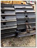 Case 1850 K XLT, Tracks